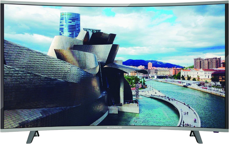 Blusens - Televisión Curva led 50 dvb-t2 -: Amazon.es: Electrónica