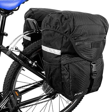 BV Bicicleta, Set de Alforjas bicicleta, Sistema de liberación ...