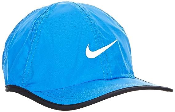 Nike Featherlight de Tennis Unisexe 2.0 Casquette de Golf Bleu ... 2c446ecf9d22
