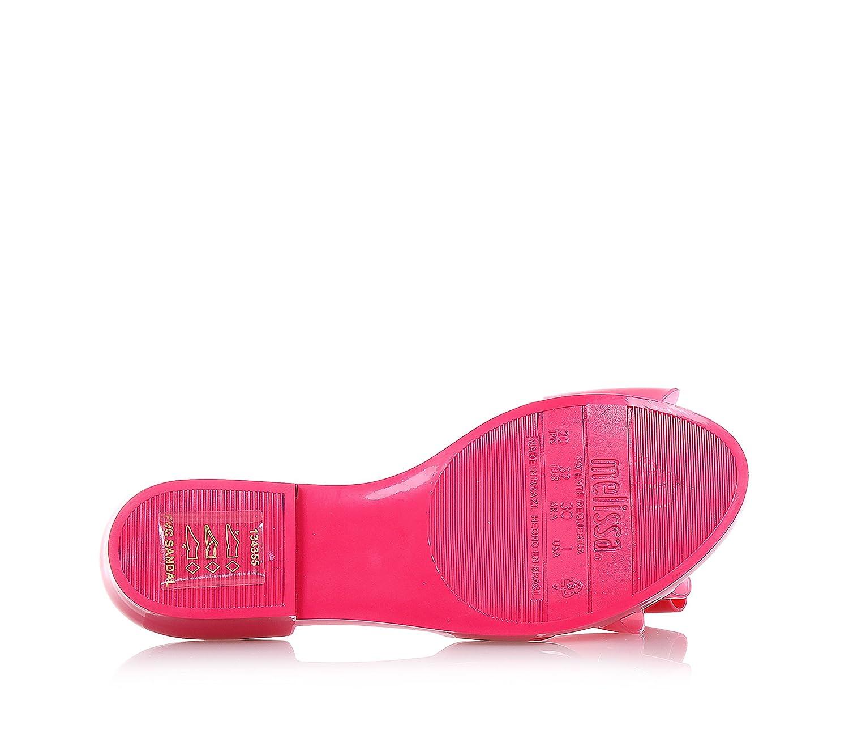 MINI Sandale MELISSA - Pink Sandale MINI Seduction II, made in Brazil, ganz aus MELFLEX-Kunststoff, einem duftenden, Mädchen, Damen - 36e57a