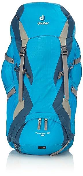Deuter Futura 30 SL - Mochila Azul Turquoise/Arctic Talla:66 x 30 x 21 cm: Amazon.es: Deportes y aire libre