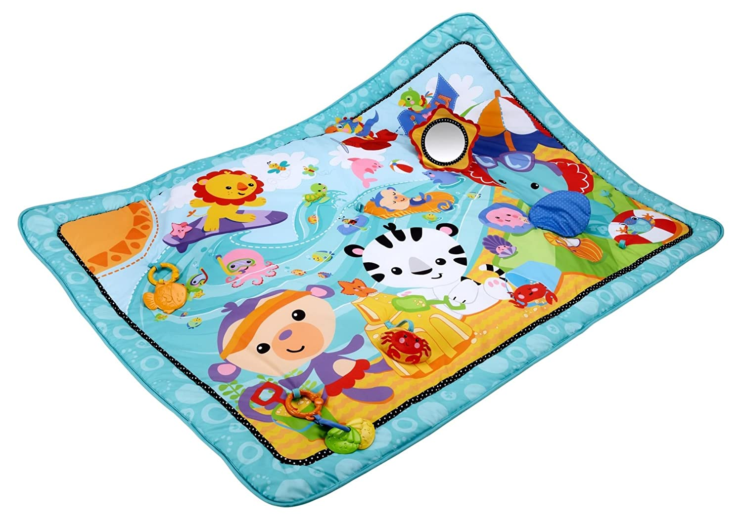 Fisher Price Supermanta de juego