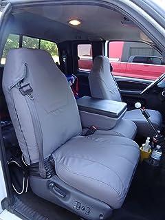 Durafit Seat Covers D1180 GRAY Dodge Ram Quad Cab 1500 3500 40