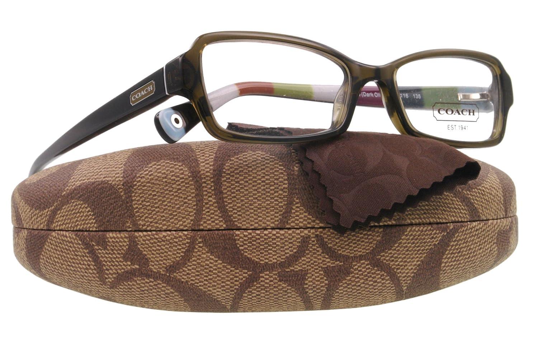 Coach Quinn Eyeglasses HC6010 5030 50 16 135