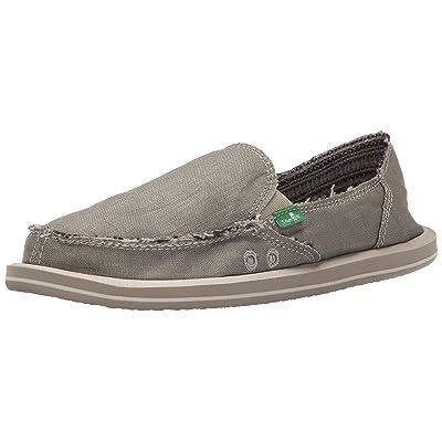 Sanuk Women's Donna Hemp Loafer Flat   Loafers & Slip-Ons