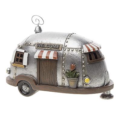 Darice Fairy Garden Mini Camper: Arts, Crafts & Sewing