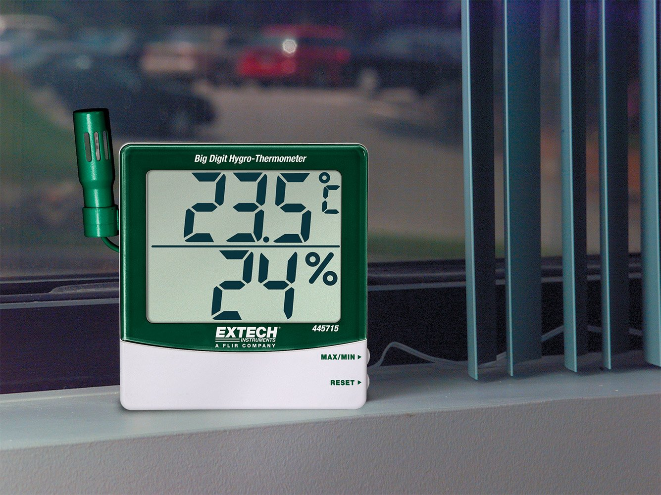 Extech 445715 Big Digit Hygro-Thermometer by Extech (Image #2)