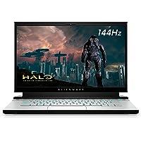 Alienware m15 R3 15.6inch FHD Gaming Laptop (Lunar Light) Intel Core i7-10750H 10th Gen, 16GB DDR4 RAM, 512GB SSD…