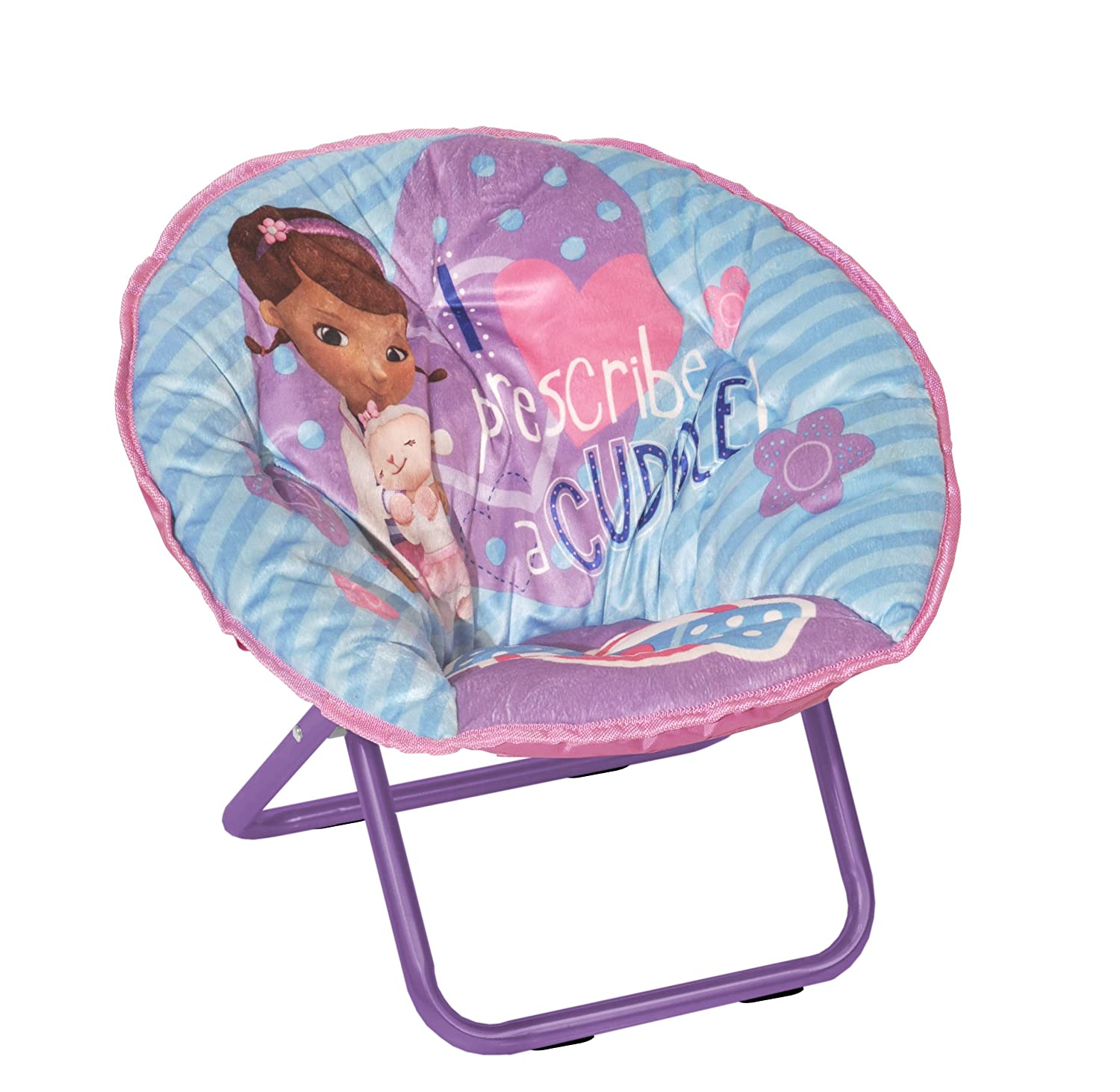 Amazon Disney Minnie Mouse Toddler Saucer Chair Toys & Games