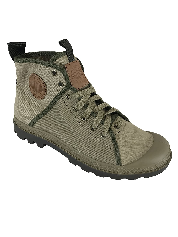Pampa Hi 47 Canvas Desert Boots Dark Khaki/Moon Mist  46 EU|Dark Khaki/Moon Mist