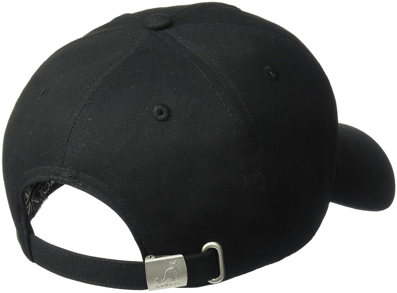 e6e97acfa69 Kangol mens baseball cap with comet logo black clothing jpg 1500x1106 Comet  star cap