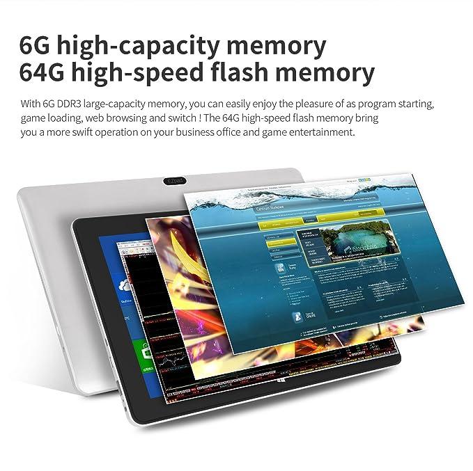 Jumper EZpad 6 Pro 2in1 Laptop Touchscreen image 3