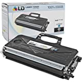 LD © Compatible Brother TN360 (TN330) HY Black Toner Cartridge for DCP-7030, DCP7-7040, DCP-7045N, HL-2140, HL-2150N, HL-2170W, MFC-7320, MFC-7340, MFC-7345DN, MFC-7345N, MFC-7440N & MFC-7840W