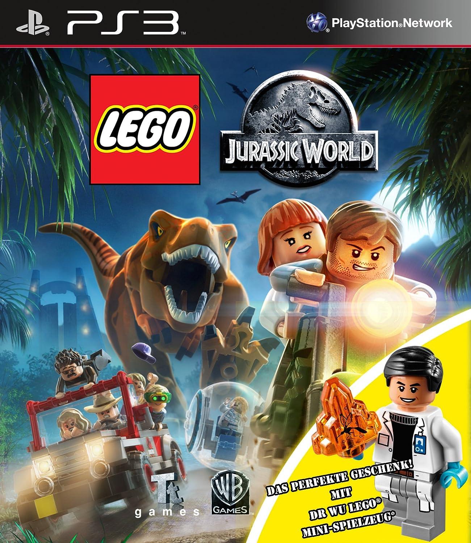 lego jurassic world special edition playstation 3 ps3. Black Bedroom Furniture Sets. Home Design Ideas
