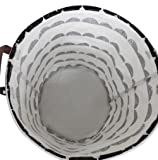 CLOCOR Collapsible Round Storage Bin/Large