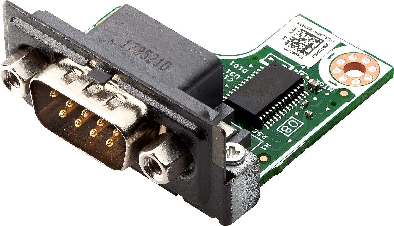 De Serie, 39,4 mm, 41,2 mm, 17,2 mm, 16 g HP 3TK76AA Tarjeta y Adaptador de Interfaz De Serie Interno Accesorio