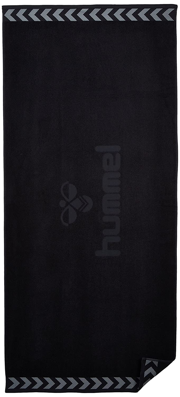 Hummel Unisex Handtuch Old School schwarz 160 x 70 cm 25-065-2001 HUMBC|#Hummel