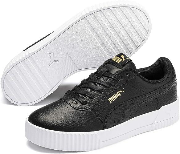 Puma Lifestyle Carina L Sneaker weiß