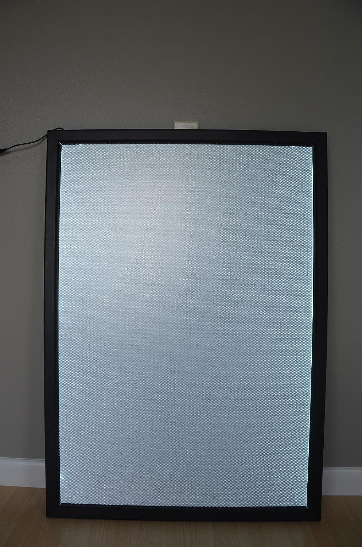 tekspree Retroiluminado para Póster Caja de luz LED Backlit ...