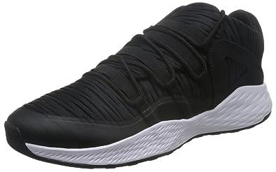 low priced fc2dd fdee1 Nike Men s s Jordan Formula 23 Low Gymnastics Shoes, Black White, ...