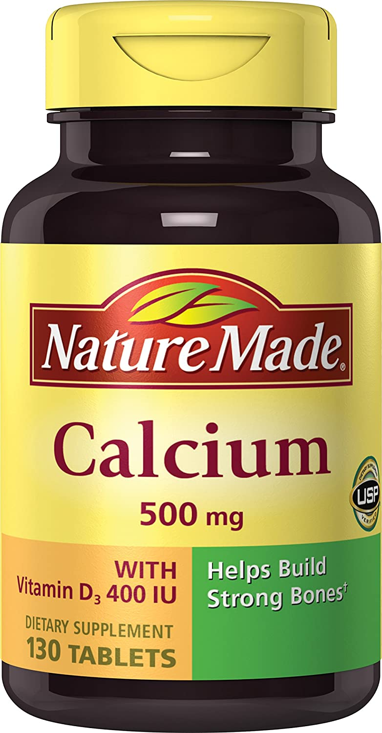 Calcium is accepted: exclusively for use
