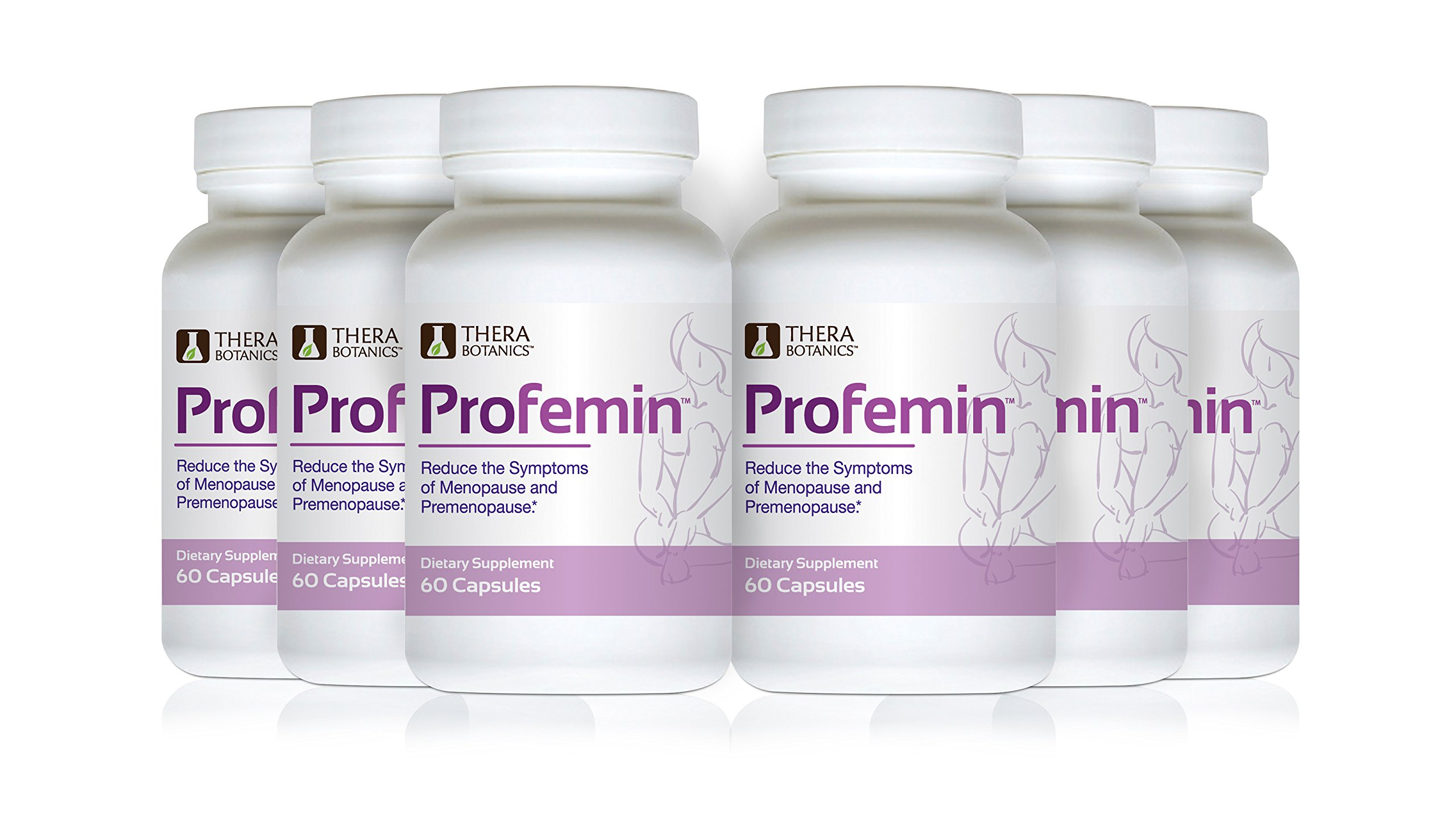 Profemin Natural Menopause & Premenopause Supplement - 6 Month Supply