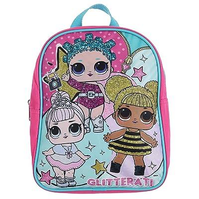 """L.O.L. Surprise! Girl's 10"""" Backpack School Bag: Toys & Games"""