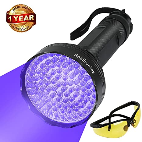 d5e2d24356 Amazon.com  UV Black Light Flashlight