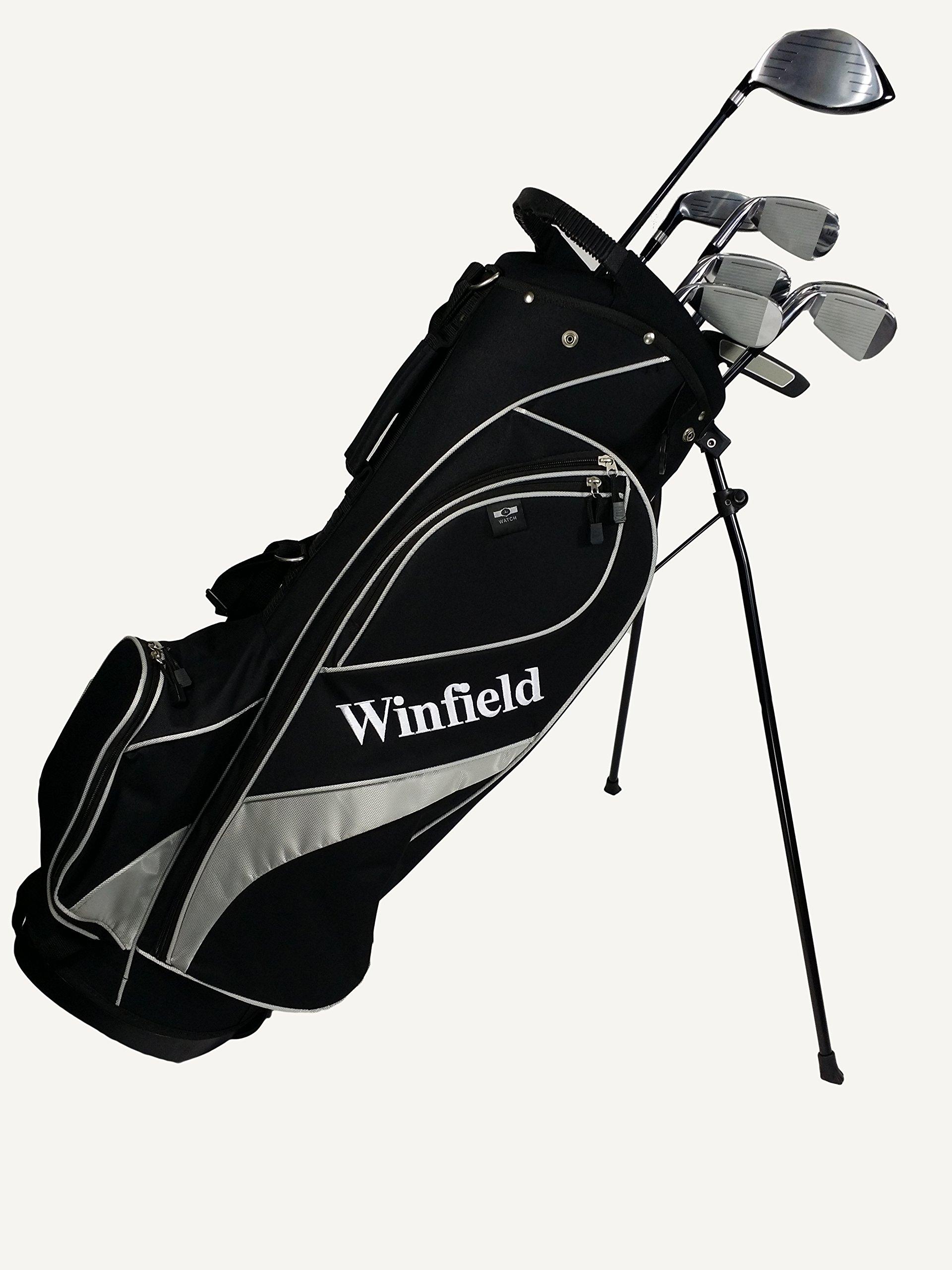 Winfield VERTEX Men's Golf Package Set / 12-pc Pkg / (Left)