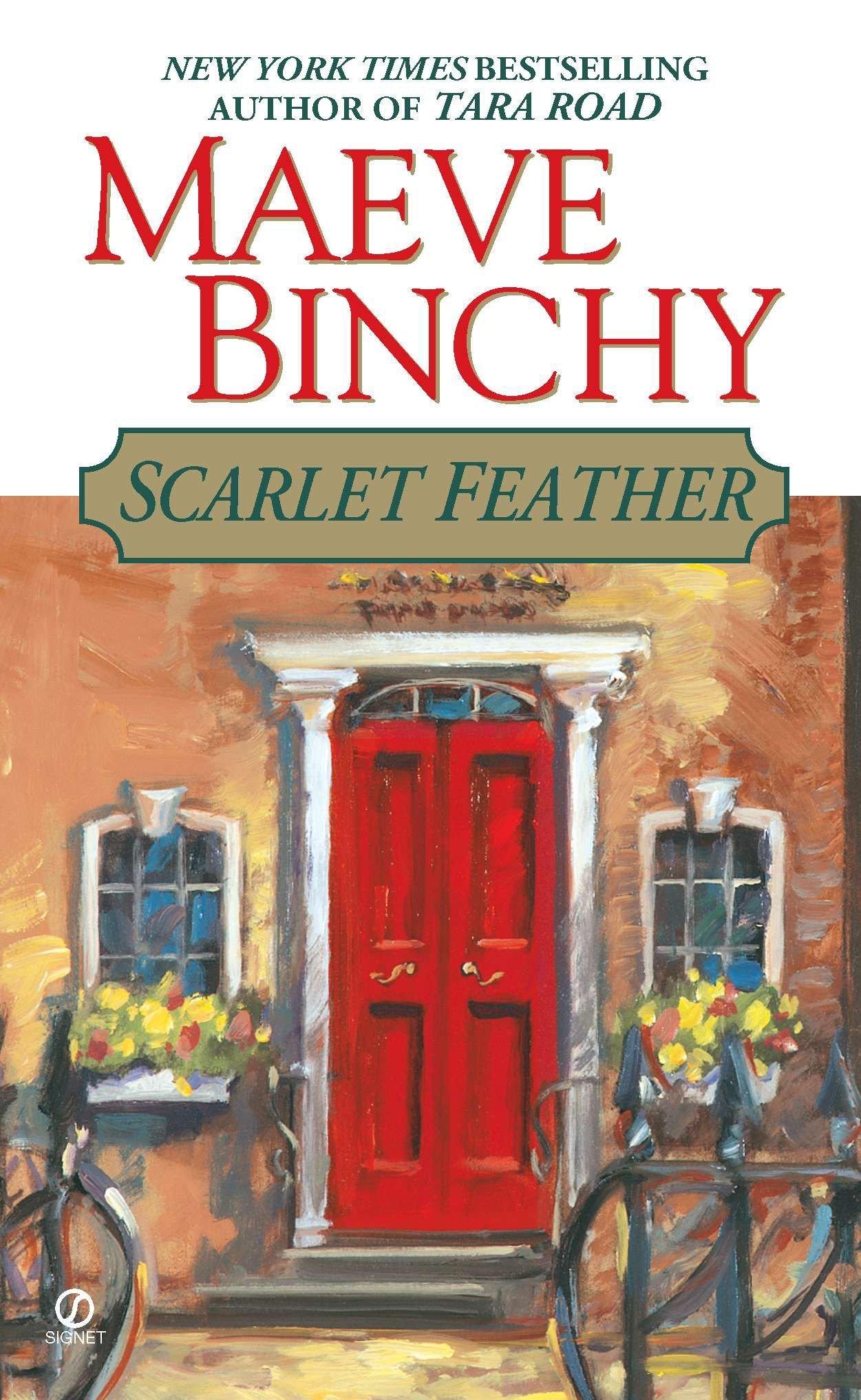 Download Scarlet Feather pdf epub