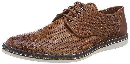 Lloyd Alto, Zapatos de Cordones Derby para Hombre, Marrón (T.D.Moro 7), 42 EU Lloyd