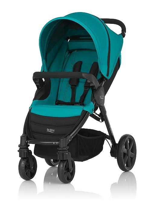 Britax B-Agile - Silla de paseo, color turquesa