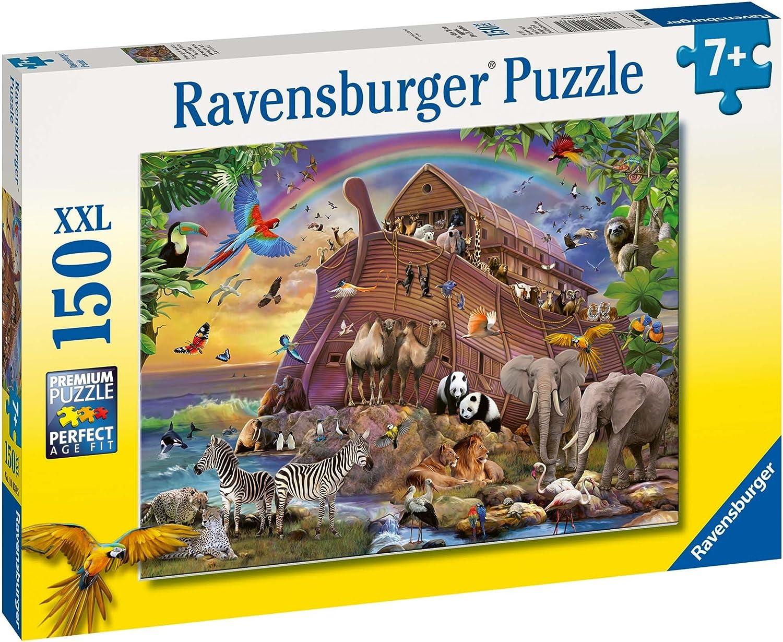 Ravensburger-4005556100385 Puzzle Infantil Viaje con el arque, Multicolor (4005556100385): Amazon.es: Juguetes y juegos