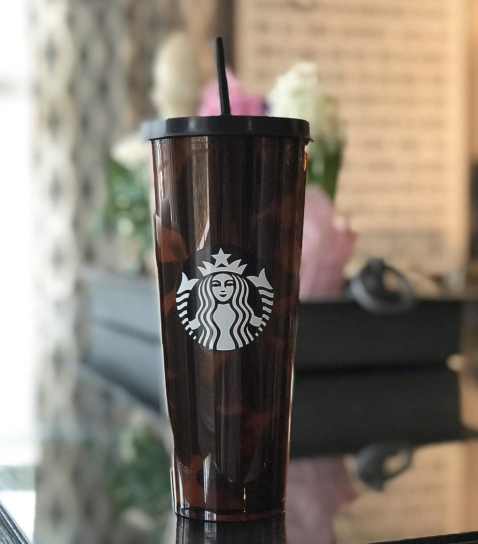 Starbucks Summer 2020 Green Marble Swirl 16 oz Tumbler Stainless Steel NWT