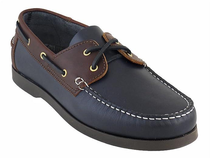 Beppi Chaussures Bateau   Mocassins Homme Bleu Marine   Brun  Amazon.fr   Chaussures et Sacs a8488d57a659
