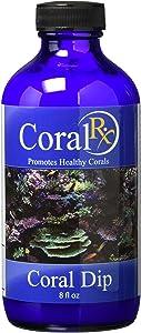 Blue Ocean Corals Coral Rx Dip Aquarium Treatment, 8-Ounce