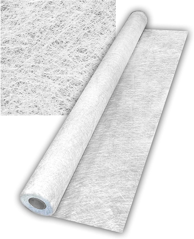 Fibra de Vidrio MAT de Diferentes Gramajes 10 m2. MAT 450