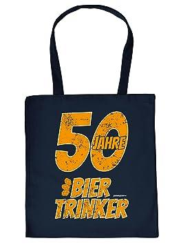 regalo 50 cumpleaños - Coole Bolsa 50 años: 50 años/50 años ...