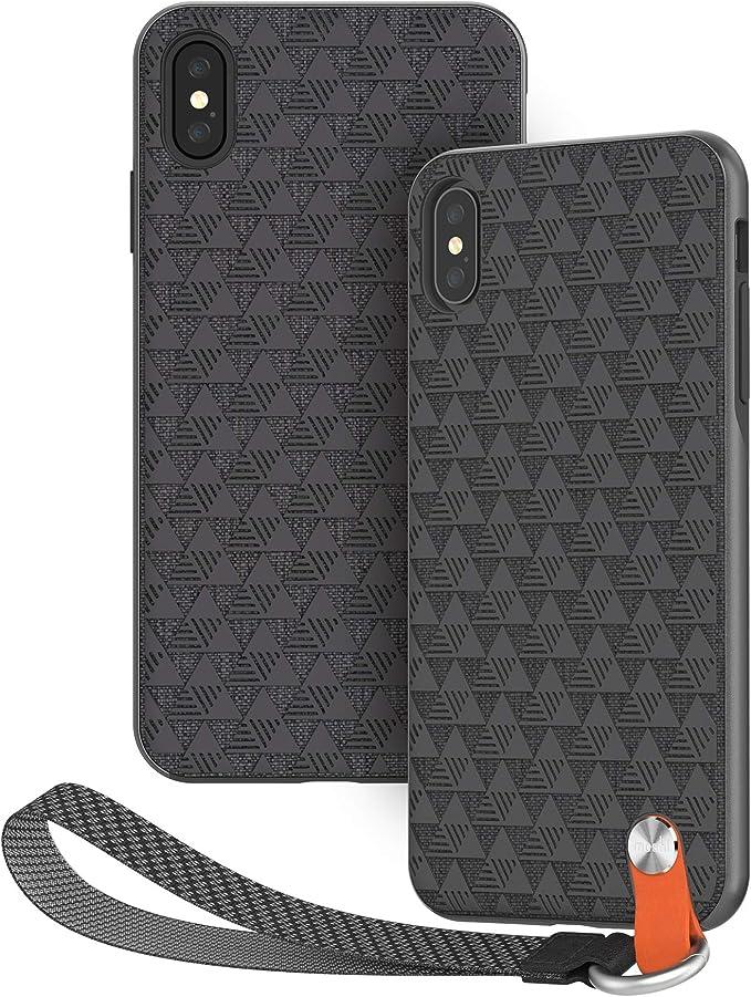 Moshi Altra Funda para teléfono móvil Bumper Negro - Fundas para teléfonos móviles (Bumper, Apple, iPhone XS MAX, Negro): Amazon.es: Electrónica