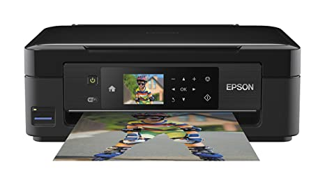 Epson Expression Home XP-432 - Impresora inyección de Tinta multifunción (LCD, Wi-Fi Direct), Color Negro