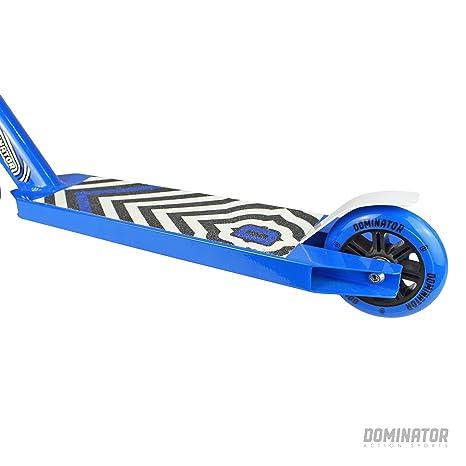 Dominator Scout Pro Stunt - Patinete, azul: Amazon.es ...