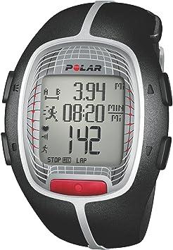 Polar RS300X + G1, CR2032, 8500 h, Negro, Gris - GPS Training Computer: Amazon.es: Deportes y aire libre