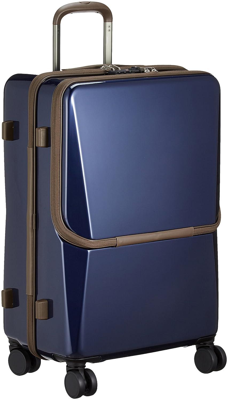 [エースジーン] スーツケース BCリンクワンTR フロントポケット 15inchPC対応 67L 61cm 4.6kg 06262 B0763NCTSYネイビー