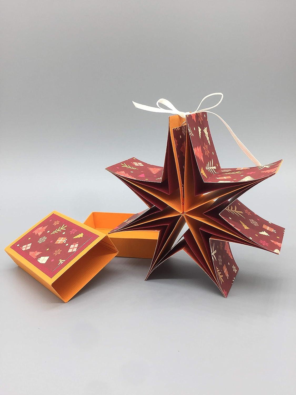 Matchbox-Star - Der Stern in der Schachtel -Winterzauber