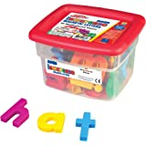 Educational Insights Jumbo AlphaMagnets- Multicolored Lowercase (Set of 42)