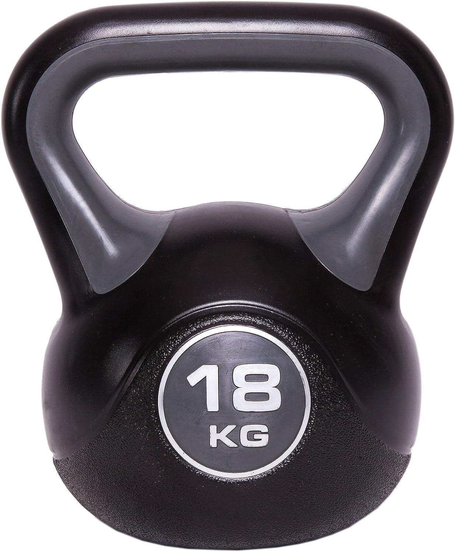 Pesa rusa vinilo, 2 kg, 3 kg, 4 kg, 5 kg, 6 kg, 8 kg, 10 kg, 12 kg, 14 kg, 16 kg, 18 kg, 20 kg C.P.Sports