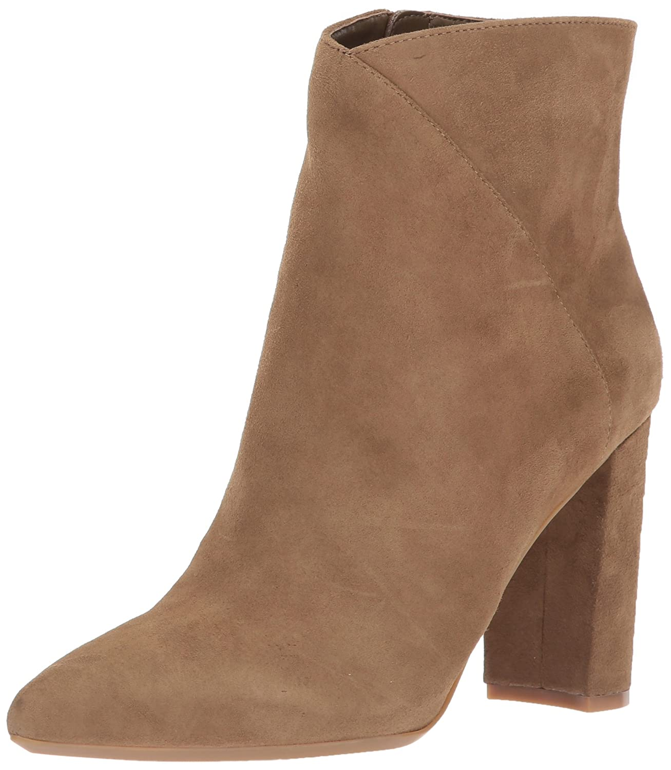 Nine West Women's Argyle Ankle Boot B06W556S79 8 B(M) US|Green Suede