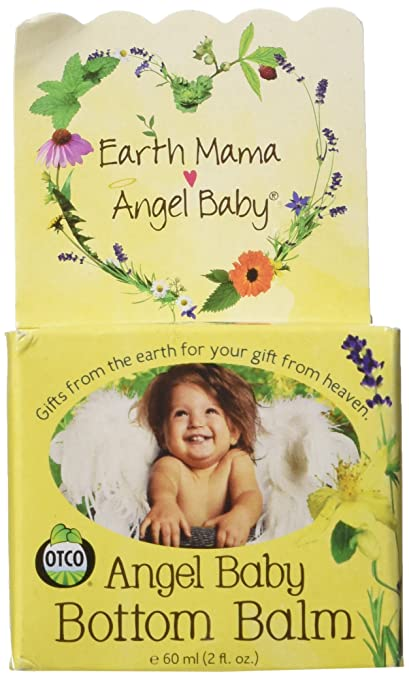 Earth Mama Angel Baby Diaper Rash Cream