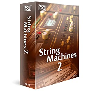 UVI String Machines 2