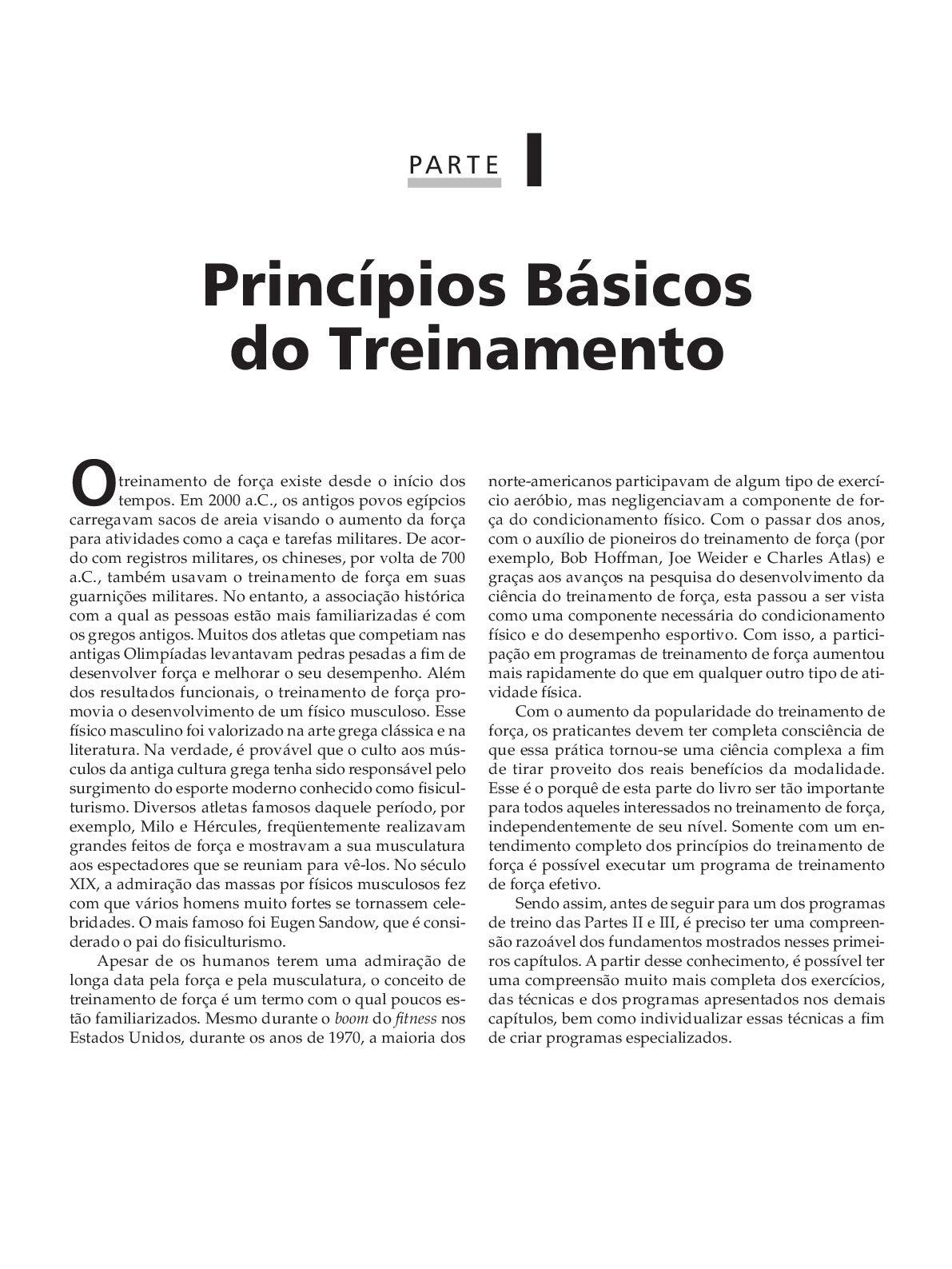 Enciclopédia de Musculação e Força de Stoppani Em Portuguese ...